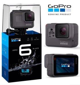 GoPro 6 Black Новая! Кредит !Рассрочка!