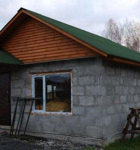 Строительство домов из армированного пеноблока