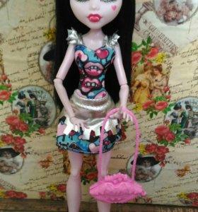 Кукла Monster High Дракулаура/Куклы/ Монстер Хай