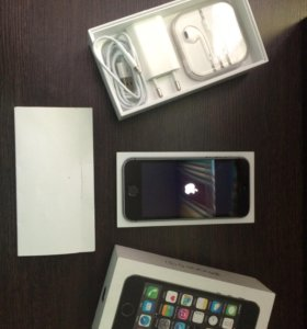 iPhone 5s 16 gb space grey