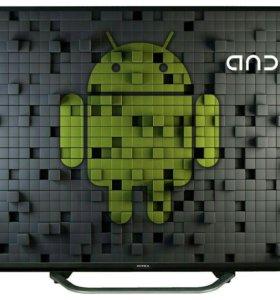Телевизор смарт ТВ Supra