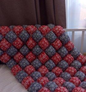 Одеяло-коврик бон бон для малыша в НАЛИЧИИ