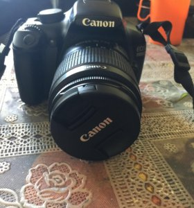 Фотоаппарат кенон 1100д