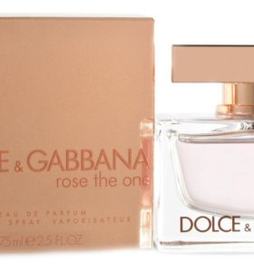 Dolce & Gabbana ( DG ) Rose The One