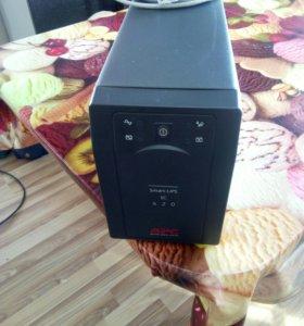 Источник бесперебойного питания Smart-UPS SC 620
