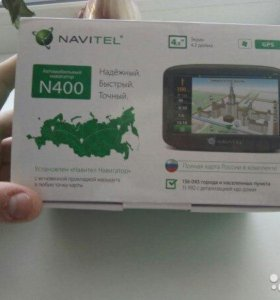 Навигатор Navitel новый в коробке