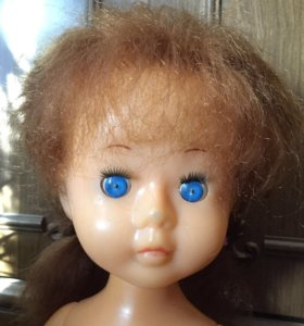 Кукла Нина.