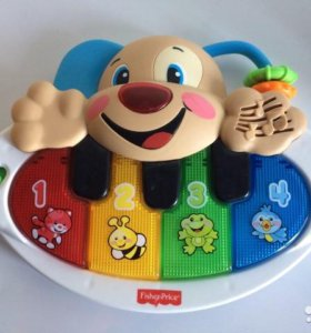Пианино-щенок Fisher-Price