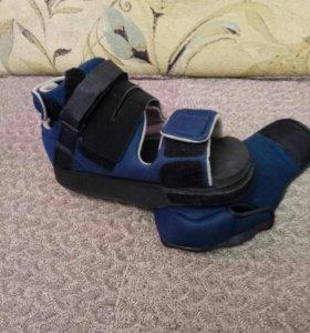 Ботинок ортопедический Барука