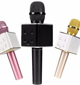 Микрофон-динамик беспроводной! Новый