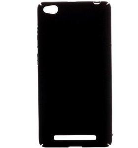 Чехол-накладка для Xiaomi Redmi 3 черная