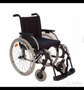 Инвалидная коляска новая Otto back