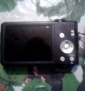 Panasonic Lumix фотоаппарат