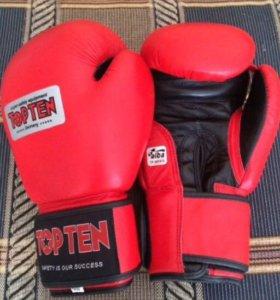 Боксерские перчатки Top Ten Aiba