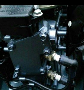 Лодочный мотор YAMAHA 6 S