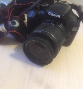 Фотоаппарат «canon»1100D