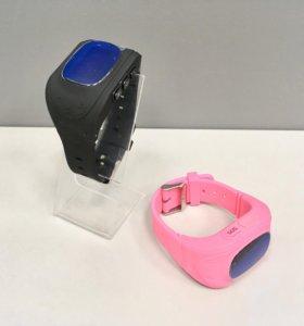 Детские часы с GPS Wonlex