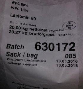 Протеин Lactomin 80 12кг