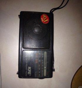 Радио приёмник старый