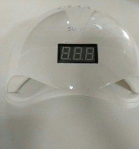 Лампа Led/Uv 48v б/у