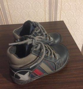 Ботинки демисезонные Антилопа