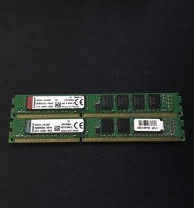Оперативная память 2х4g