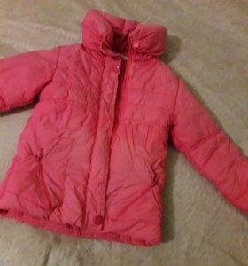 Куртка 6_8лет
