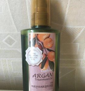 Аргановое масло Welcos для волос и тела