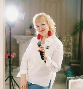 Ведущая Ирина Стайловская