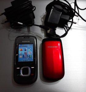 Nokia 2680 слайдер