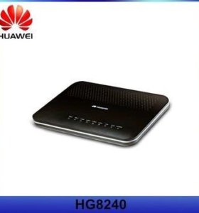 Huawei GPON терминал