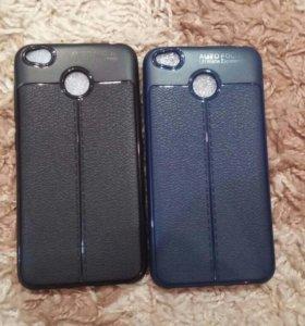 Чехол Xiaomi Redmi 4x,черный продан