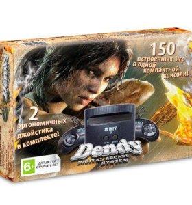 Приставка Dendy Tomb Raider 150-in-1 Денди
