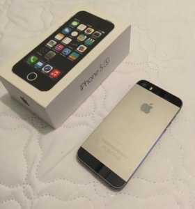 iPhone 5s, Space Gray, 32 Gb