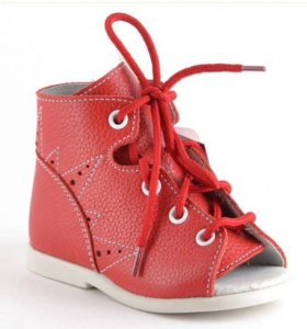 Ботиночки для девочки «Первый шаг».