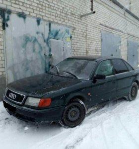 Ауди 100 45 кузов 1993 год