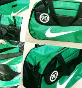 Спортивная сумка Nike 90 синяя