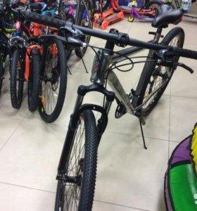 Велосипед стелс навигатор 900disk. Колеса 29