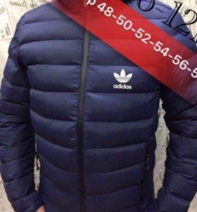 Куртка весенняя мужская новая 50-52