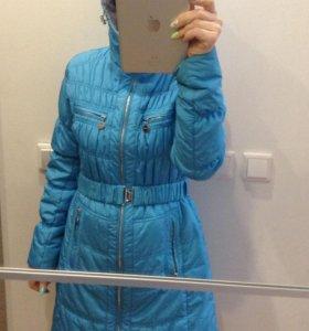 Куртка, пальто демисезонное, подходит беременным