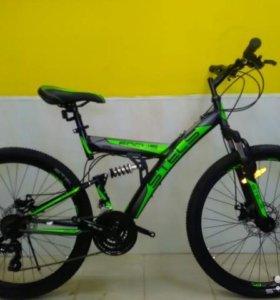Велосипед стелс фокус disk