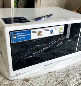 Гриль микроволновая печь Samsung GE732KR