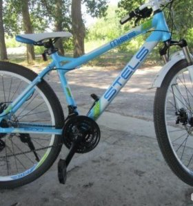 Велосипед stels miss 5100md. Новый