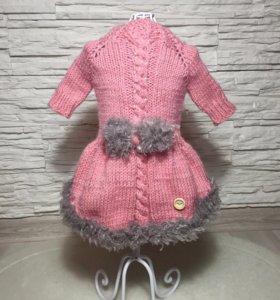 Одежда для собак (платье-пальто)