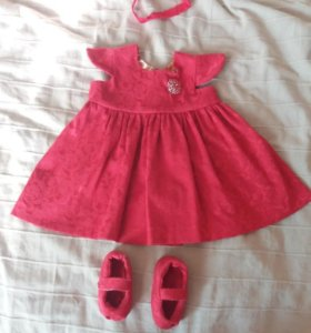 Шикарный наряд для маленькой принцессы