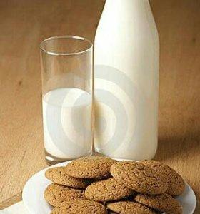 Молоко дамашнее