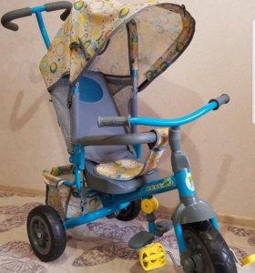 Детский велосипед, толакар