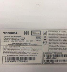 Toshiba 32DL834R