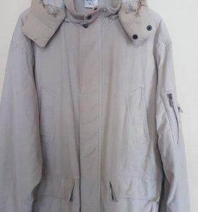 Куртка рибок;
