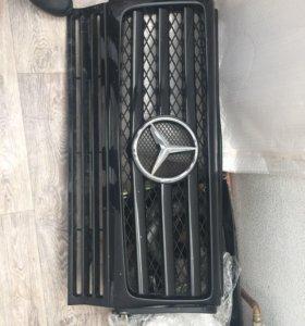 Решетка Mercedes G-Class Gelandewag W463 / G63